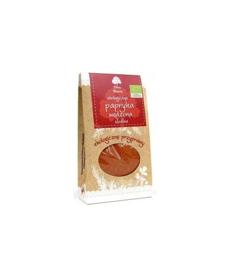 Papryka wędzona słodka bio 50 g Dary Natury
