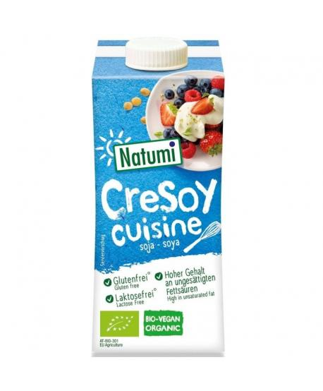 Zagęszczony produkt sojowy bezglutenowy bio 200 ml Natumi