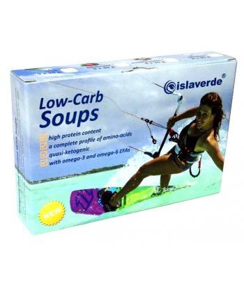 Zestaw zup ketogenicznych z...