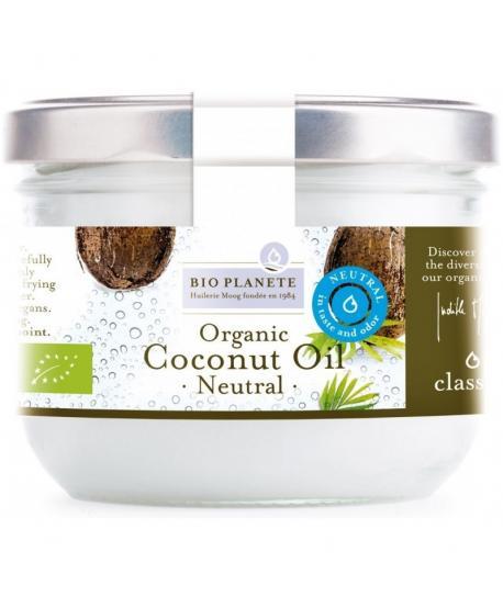Olej kokosowy bezwonny bio 400 ml Bio Planete