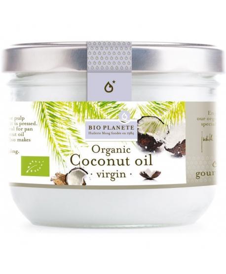 Olej kokosowy virgin bio 400 ml Bio Planete