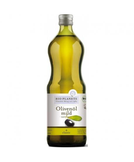 Oliwa z oliwek extra virgin bio 1 l Bio Planete