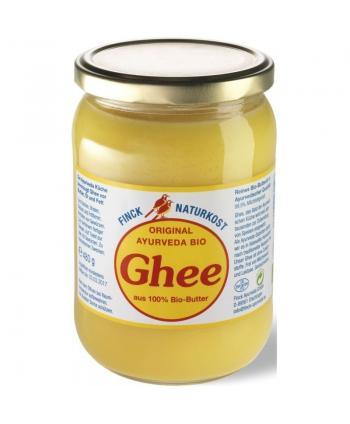 Masło klarowane Ghee bio...