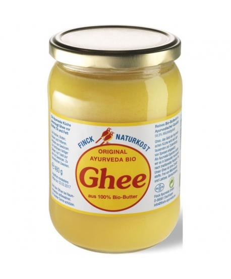 Masło klarowane Ghee bio 480 g Finck Ayurveda