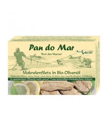 Makrela w bio oliwie z...