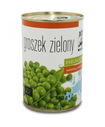 Groszek zielony konserwowy...